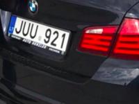 У жителя Запорожья угнали из гаража синий BMW