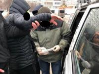 В Запорожье полицейский требовал взятку у виновника ДТП