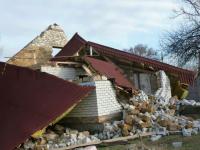 На глазах у запорожанки разрушили дом – подозревают помощника депутата от «Оппоблока»
