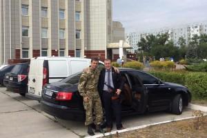 Справа запорожский депутат Михал Прасол,который и будет ревизором