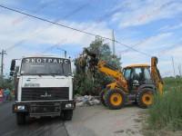 В Бердянске коммунальщики годами вывозили мусор из частного сектора без конкурса