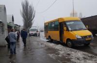 На запорожском курорте пассажир умер в маршрутке