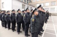 В Запорожье лавы патрульной полиции пополнили семь девушек (Фото)