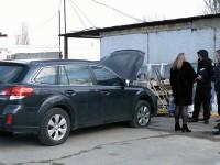 В Запорожской области разбитую машину КП нашли только спустя полгода