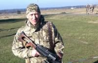 Сегодня простятся с запорожским военным, которого во время сна расстреляли сослуживцы
