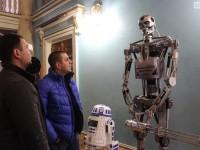 В Запорожье открылась выставка роботов и трансформеров в полный рост
