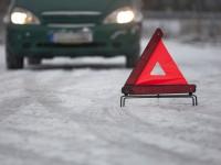 В Запорожской области на укатанной дороге произошло ДТП – оштрафовали начальника райавтодора