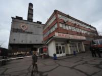 Ночью в Запорожье горел ферросплавный завод