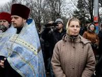 В Запорожье Московский патриархат изменил маршрут Крестного хода после рекомендации мэра