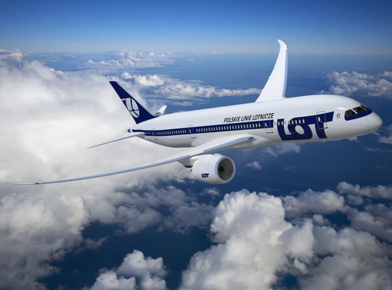 Польская авиакомпания LOT запускает рейс «Запорожье— Варшава»