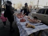 В Запорожье из-за вспышки африканской чумы охотятся на торговцев свининой