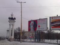 Запорожский депутат Андрей Согорин об очистке исторического центра от рекламы: «Мои борды под программу не попадают»
