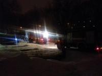 В Запорожье сгорела ночлежка бездомных