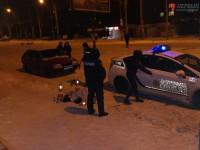 В Запорожье возле остановки несколько часов пролежало тело мужчины