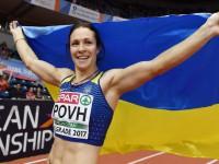 Известную запорожскую легкоатлетку лишили титулов и наград