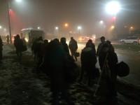 На автобусном маршруте «Запорожье-Днепр» ажиотаж: пассажиры часами ждут очереди
