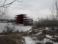 Чиновники Комитета физвоспа незаконно отдали под строительство гостиницы участок на берегу Днепра