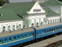 Поезд «Запорожье-Бердянск»  с апреля отменят