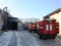 На маслобойне произошло задымление: на вызов выехали 25 спасателей