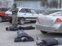 В Запорожской области задержали банду «смотрящего», терроризировавшую бизнесменов (Видео)