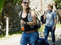 После армейских испытаний шоу «Від пацанки до панянки» покинула одна из запорожанок (Видео)
