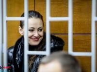 Апелляционный суд отпустил домой пособницу Анисимова (Видео)