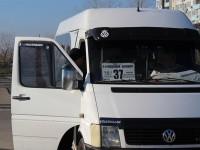 Запорожского маршрутчика накажут за «стоячих» пассажиров