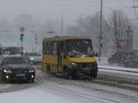 В Запорожье снова проверяли маршрутки: больше всего штрафов выписали за ненадлежащее техсостояние