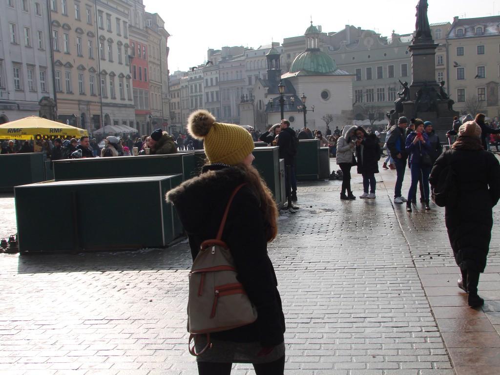 Главная площадь Кракова
