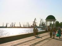Бизнесмен несколько лет после окончания аренды использовал участок на набережной Бердянска