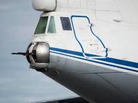 Летчики из Запорожской области выполняют операцию на Арктике при -50