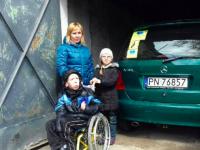Запорожанке выписали полумиллионный штраф за авто на «евробляхах» для сына с инвалидностью