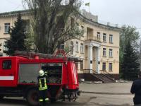 «У вас есть 20 минут, проклятые взяточники»: неизвестный сообщил о минировании Хозсуда в Запорожье