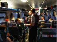 Поезд «Киев-Запорожье» из-за поломки опоздал на 4 часа