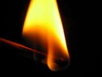Обиженная женщина сожгла грузовик любовницы мужа