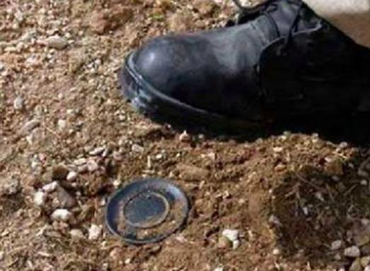 Гражданин Запорожской области подорвался наартснаряде пока пытался найти металл
