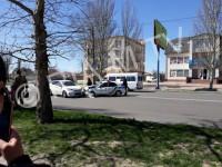 Полицейские попали в ДТП, пытаясь догнать нарушителей