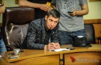 Неизвестные перерыли квартиру запорожского журналиста