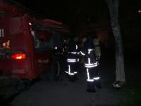 В Запорожской области из-за горящего мусора эвакуировались 15 жильцов многоэтажки