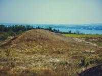 Уникальный скифский курган сползает в воду – запорожские археологи просят о помощи