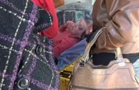 В спальном районе Запорожья инкассаторская машина сбила пешехода (Фото)