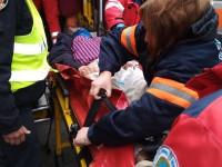 В Запорожье водитель мусоровоза случайно убил пешехода и повредил три припаркованных авто (Фото)