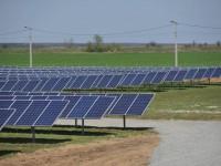 В Запорожской области открыли крупнейшую солнечную электростанцию за 45 миллионов евро (Фото)
