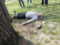 В центральном запорожском парке во время пикника умер мужчина