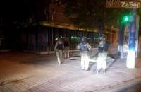 Ночью в центре Запорожья от «террористов» освободили ДК (Фото)