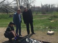 В центре Запорожья нашли тело иностранного студента: на место выехал глава прокуратуры