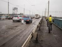 Дорогу на плотине ДнепроГЭС частично перекроют на 3 месяца