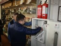 Эхо трагедии в Кемерово: В «Эпицентре» проверили противопожарную безопасность