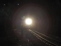 Поезд «Киев-Запорожье» сломался посреди поля