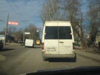 Пассажирка запорожской маршрутки пострадала из-за пьяного пешехода